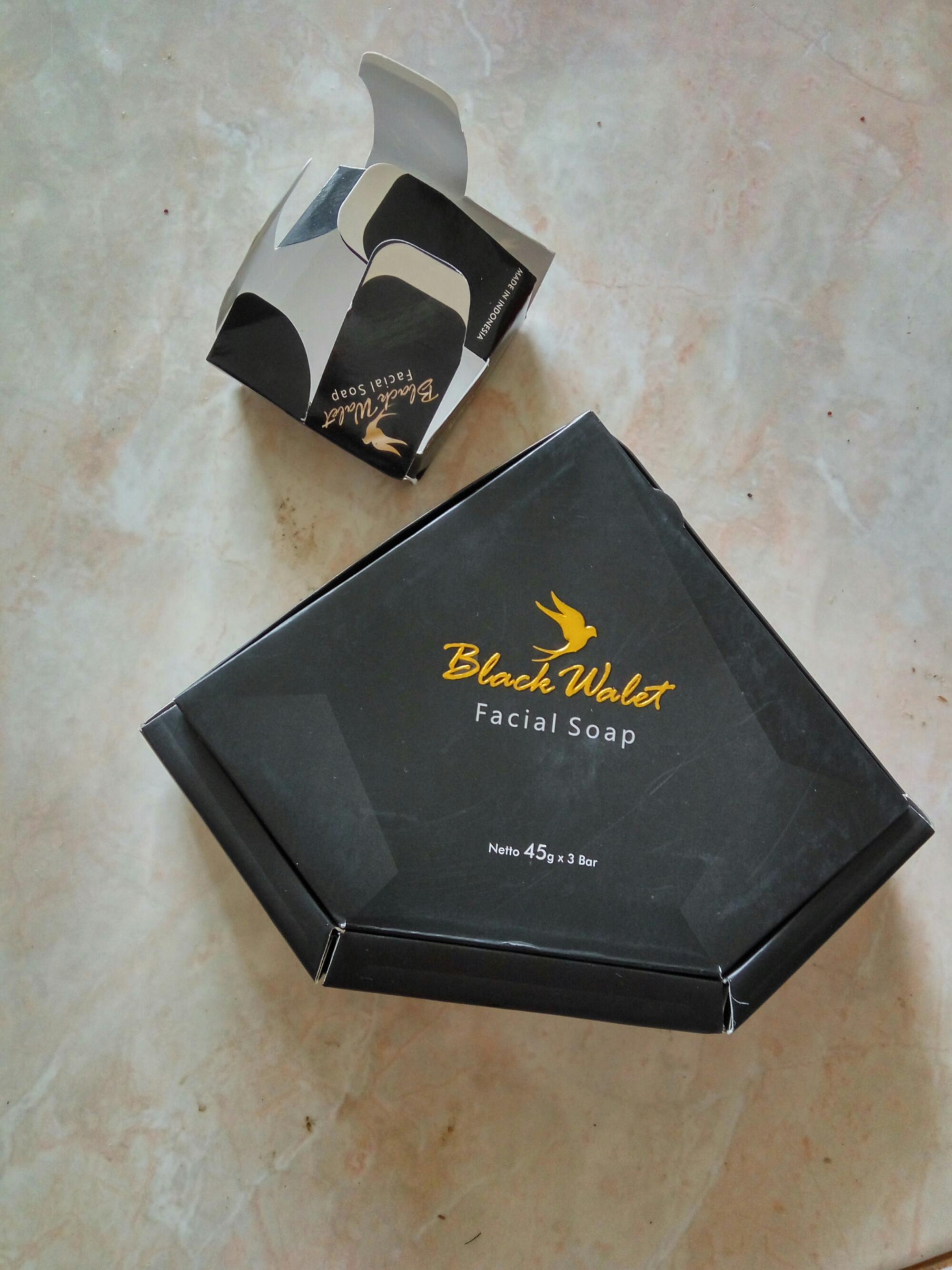 Jual Sabun BLack Walet Asli Di Sulawesi Selatan Hub 0856