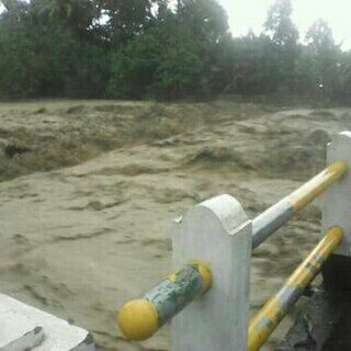 Banjir Cijangkelok Kec Cibingbin Menenggelamkan 6 Desa di Cibingbin