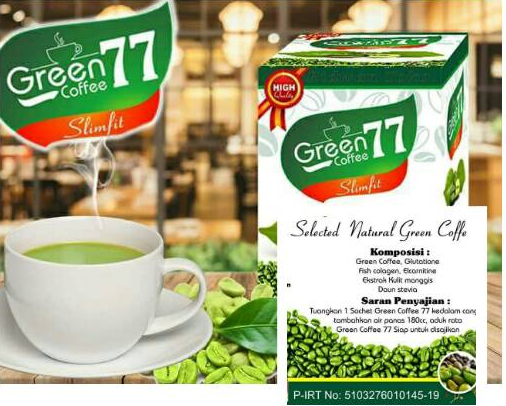 Info Green Coffee 77 Slim Fit di Balikpapan