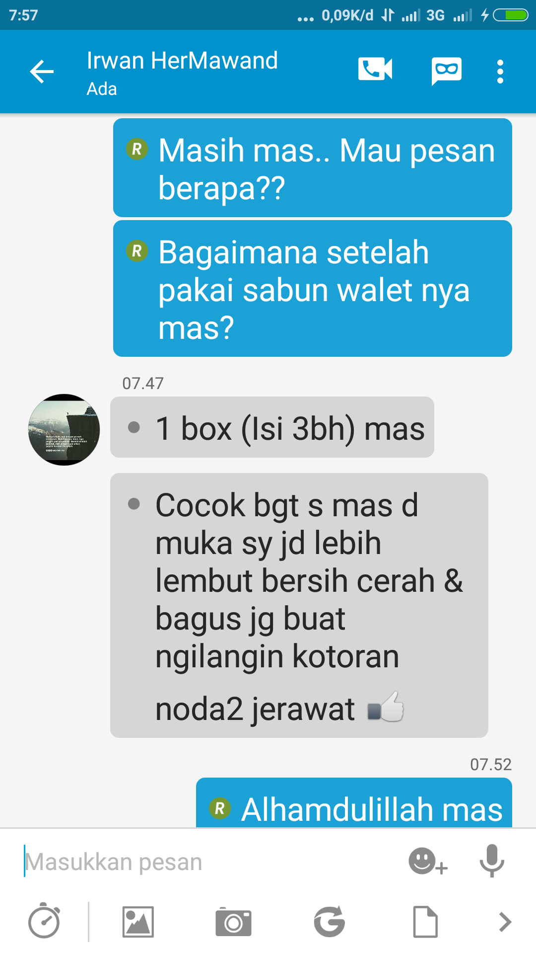 Jual Sabun BLack WALET di Makassar hub 0856-1121-469