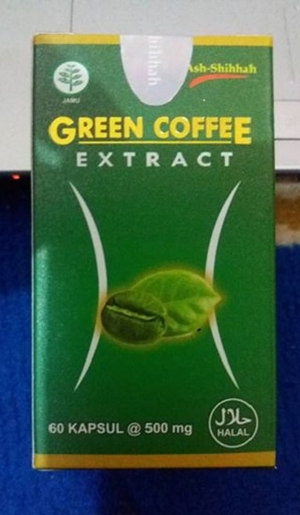 green coffee ekstract