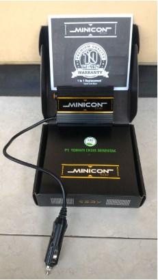 Distributor Minicon Magic Penghemat BBM Mobil di Denpasar Hub Andi 0856-1121-469