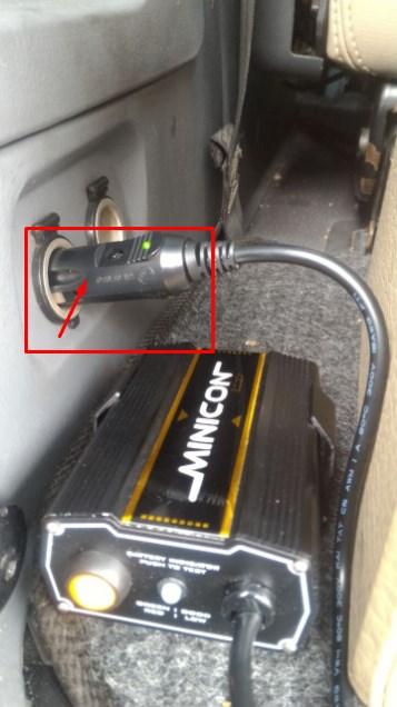 Cara Kerja Minicon Penghemat BBM Mobil dan Stabilier Kelistrikan da Batere
