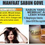 Jual Sabun Gove di Maluku Hub.  Bapak Andi 0856-1121-469