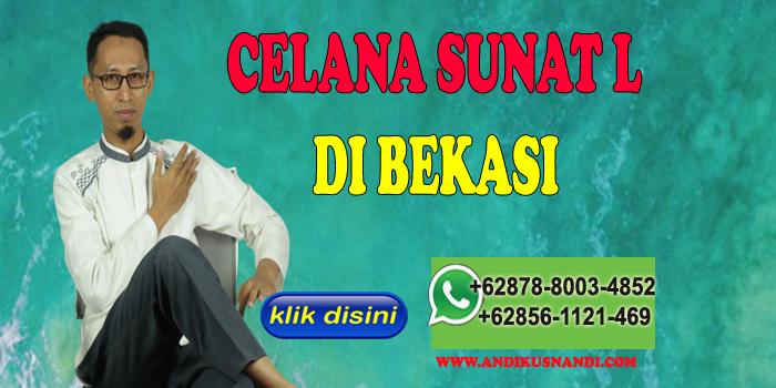 Celana Sunat L di Bekasi