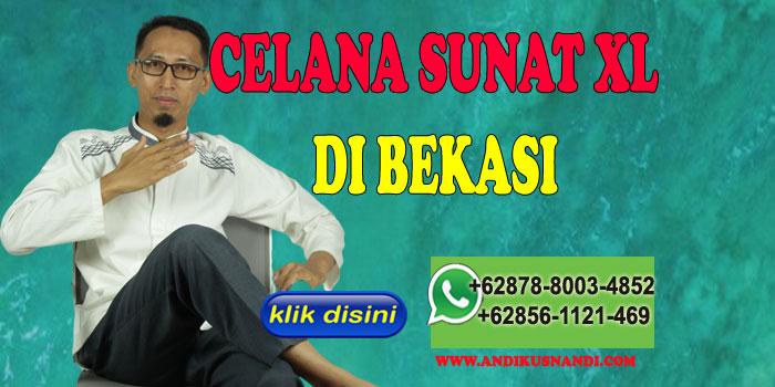 Celana Sunat XL di Bekasi