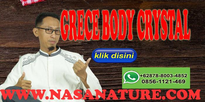 GRECE BODY CRYSTAL