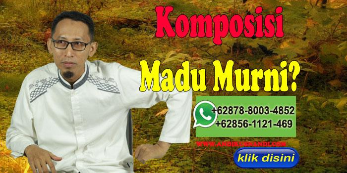 Komposisi Madu Murni