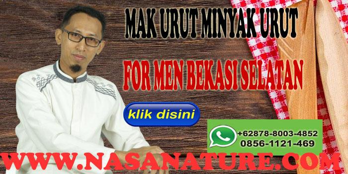 MAK URUT MINYAK URUT FOR MEN BEKASI SELATAN
