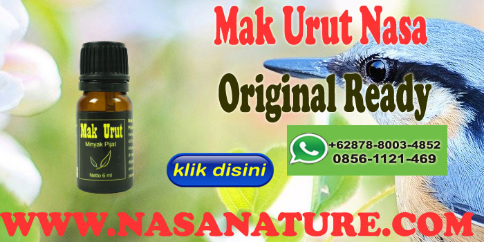 Mak Urut Nasa Original Ready