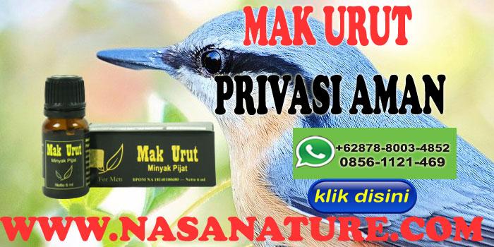 Mak Urut Privasi Aman
