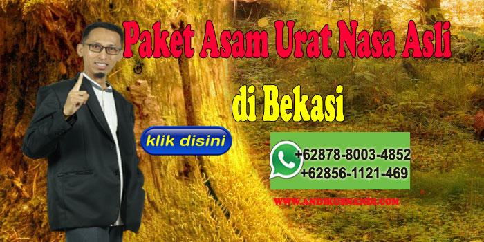 Paket Asam Urat Nasa Asli di Bekasi