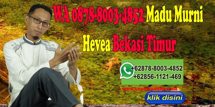 WA 0878-8003-4852 Madu Murni Hevea Bekasi Timur