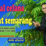 Jual Celana Sunat Semarang