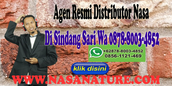 Agen Resmi Distributor Nasa Di Bojongmangu Wa 0878-8003-4852