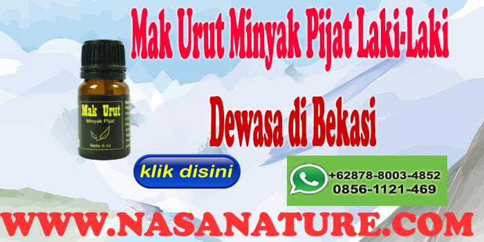 Mak Urut Minyak Pijat Laki-Laki Dewasa di Bekasi