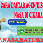 CARA DAFTAR AGEN/DISTRIBUTOR NASA DI CIKARANG