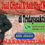 Jual Cristal X Asli Obat Keputihan di Tridayasakti