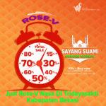 Jual Rose-V Nasa Di Tridayasakti Kabupaten Bekasi 0878-8003-4852
