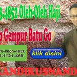 Wa 0878.8003.4852 Oleh-Oleh Haji Teh Celup Gempur Batu Go