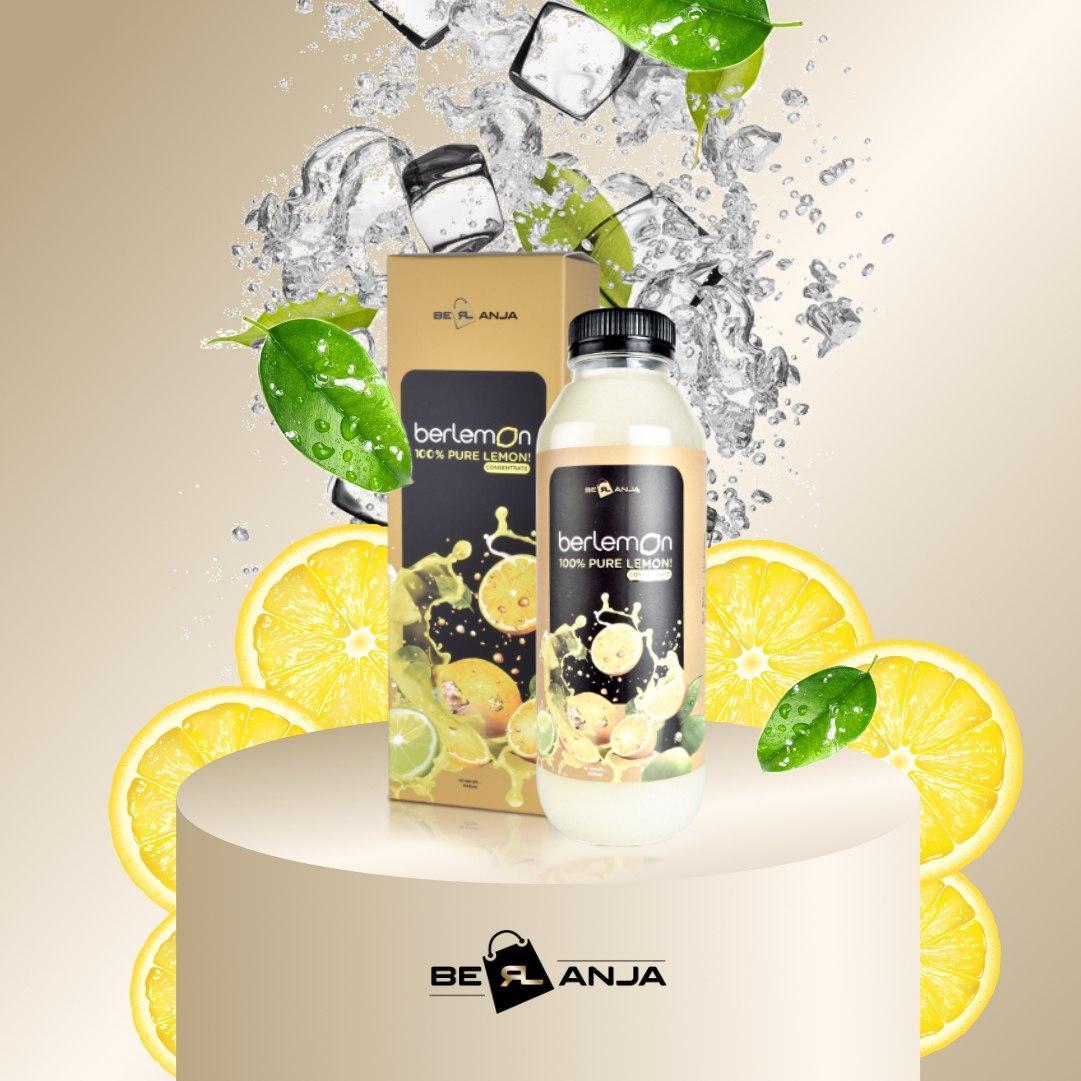 Kandungan Nutrisi Buah Lemon