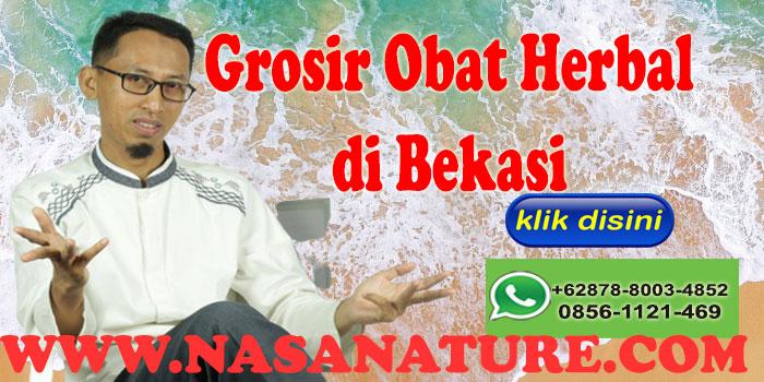 Grosir Obat Herbal di Bekasi