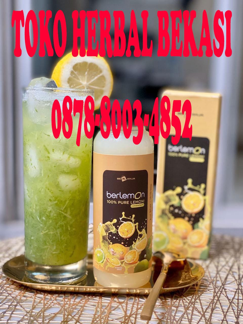 Toko Herbal Bekasi