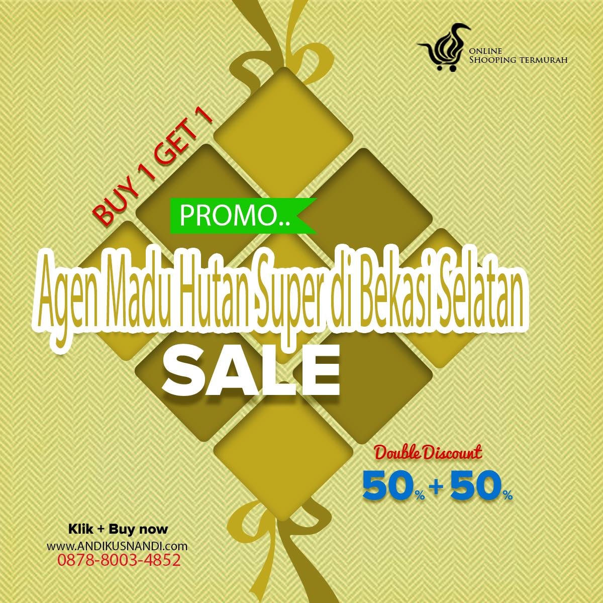 WA 0878-8003-4852 Agen Madu Hutan Super di Bekasi Selatan