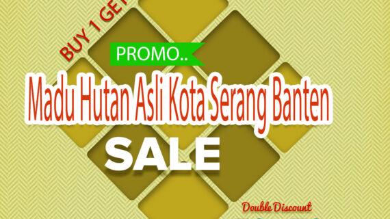 WA 0878-8003-4852 Madu Hutan Asli Kota Serang Banten