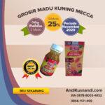 Agen Madu Mecca Madu Kuning Sehat Lambung di Riau WA 0878-8003-4852