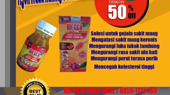 WA 0878-8003-4852 Agen Madu Kuning Sehat Lambung di Bekasi Utara