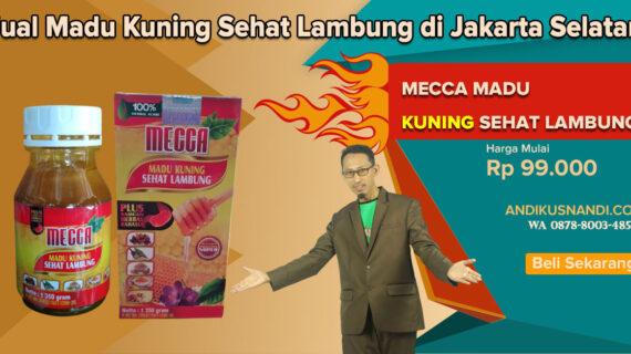 Jual Madu Kuning Sehat Lambung di Jakarta Selatan