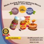 Madu Kuning Sehat Lambung Mecca Bogor Jawa Barat
