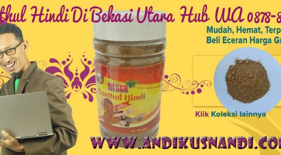 Jual Qusthul Hindi Di Bekasi Utara Hub WA 0878-8003-4852