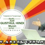 Jual Qusthul Hindi Murah
