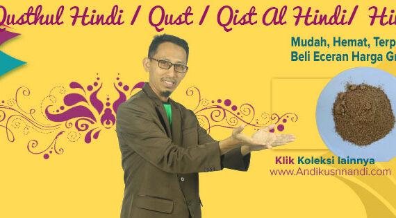 Original Qusthul Hindi / Qust / Qist Al Hindi/ Hindy 100 gr