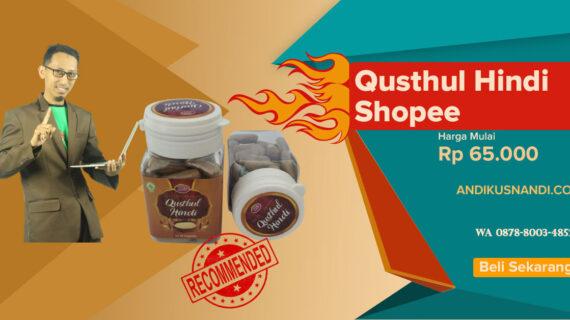 Qusthul Hindi Shopee