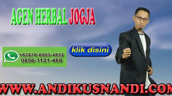 Agen Herbal Jogja Hub WA 0878-8003-4852