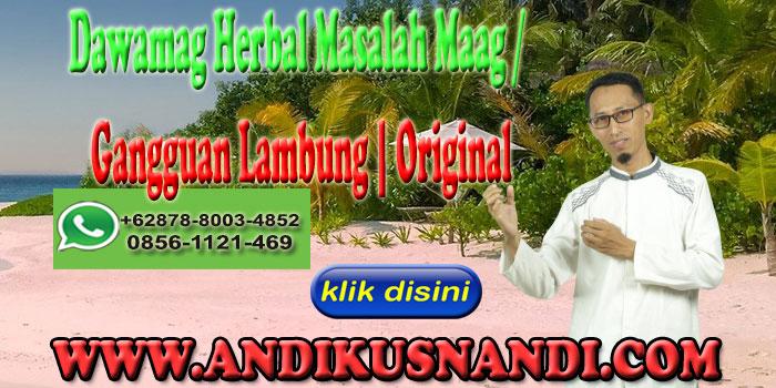 Dawamag Herbal Masalah Maag / Gangguan Lambung | Original