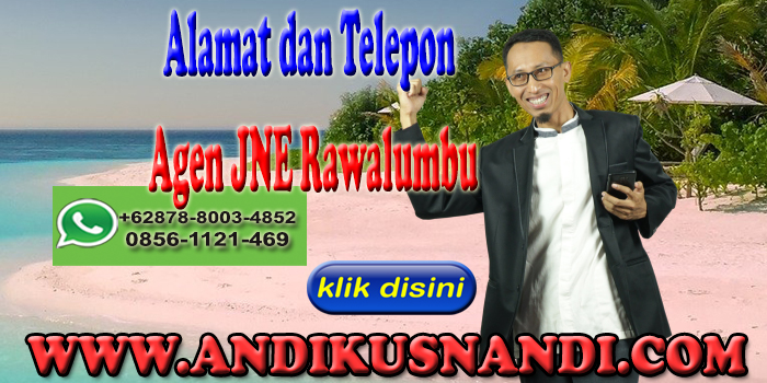 Alamat dan Telepon Agen JNE Rawalumbu